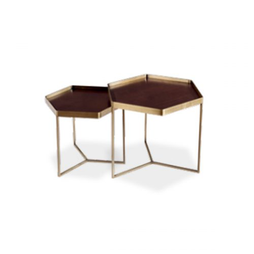 Faro Coffee Table & Side Table