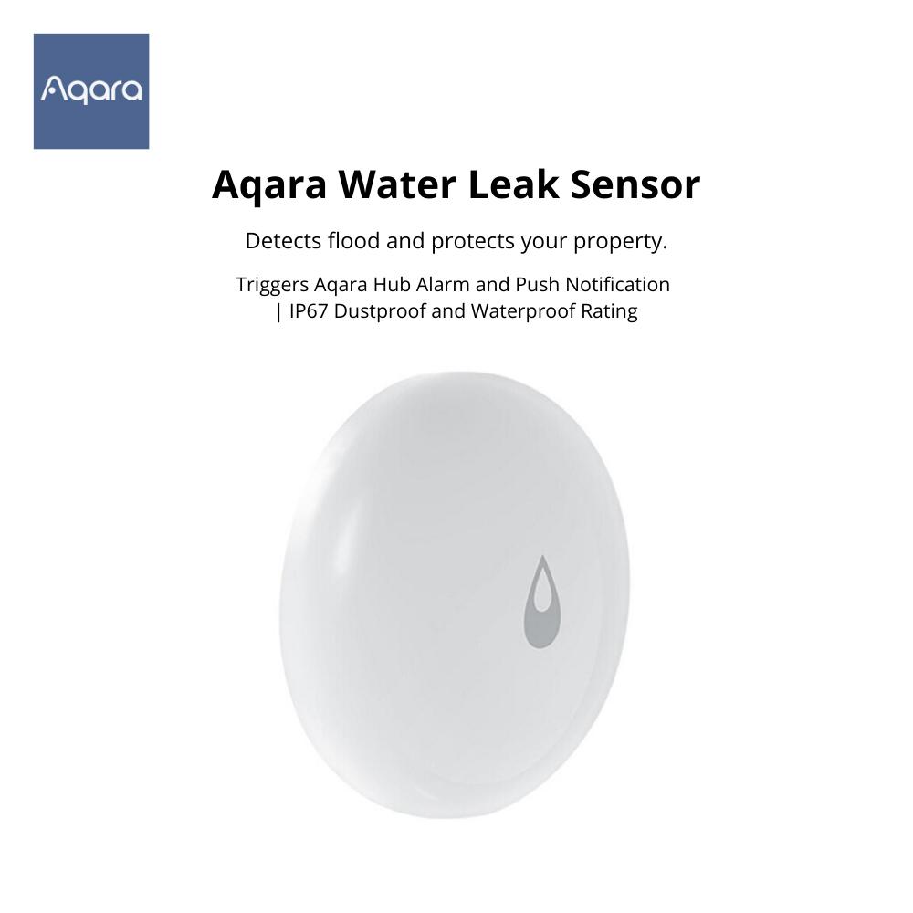 Water Leak Sensor (Aqara)