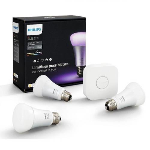 Philips Hue Smart LED Light Stater Kit
